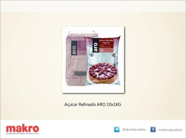 Para a produção dos seus bolos, conte com os produtos da ARO!