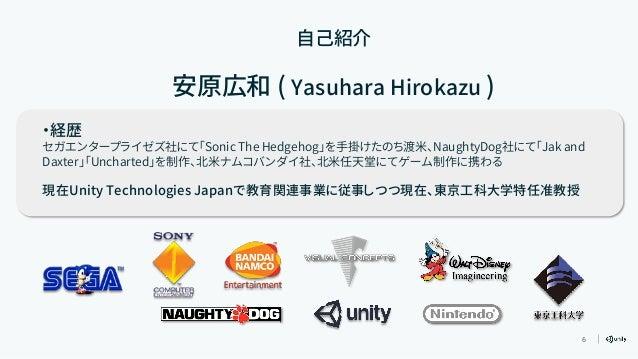 Unity道場スペシャル 2018幕張】「あそびのデザイン講座」を使っ