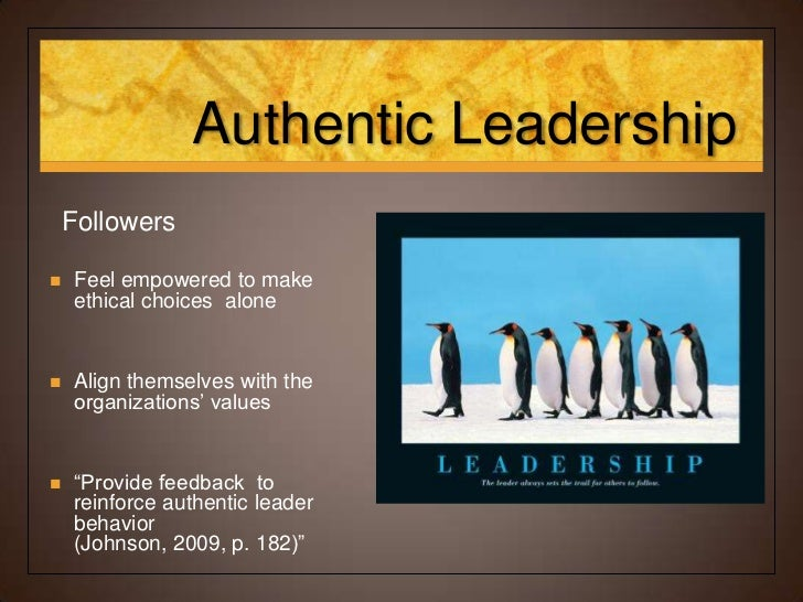 Ethical Leadership Theories