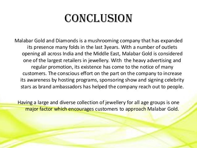conclusion of tanishq case study Tanishq (hindi: तनिष्क़) is a prominent jewellery brand of india it pioneered the concept of branded jewellery and ornaments in india it is a division of titan industries limited, a company promoted by the tata group, one of india's largest conglomerates the name was formed by combining the first two letters from.