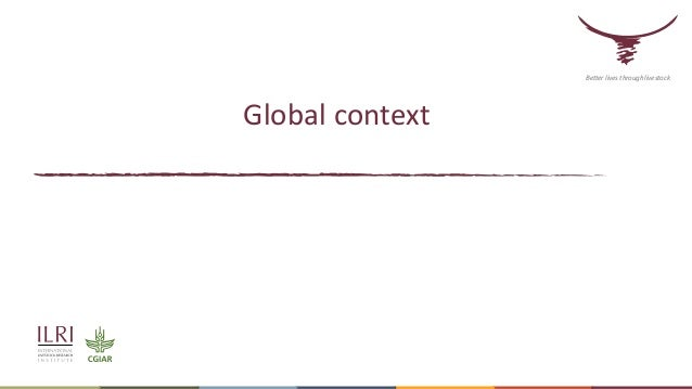 Future-proofing Africa's livestock sector policies: lessons from African countries and the Covid-19 pandemic Slide 2