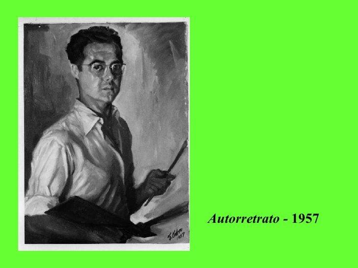 Autorretrato -  1957