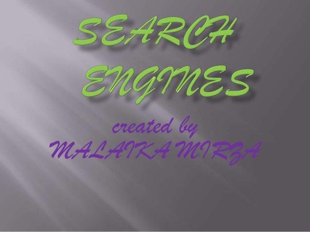 created byMALAIKA MIRZA