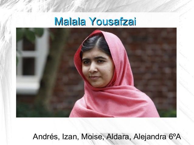 Malala Día De La Paz