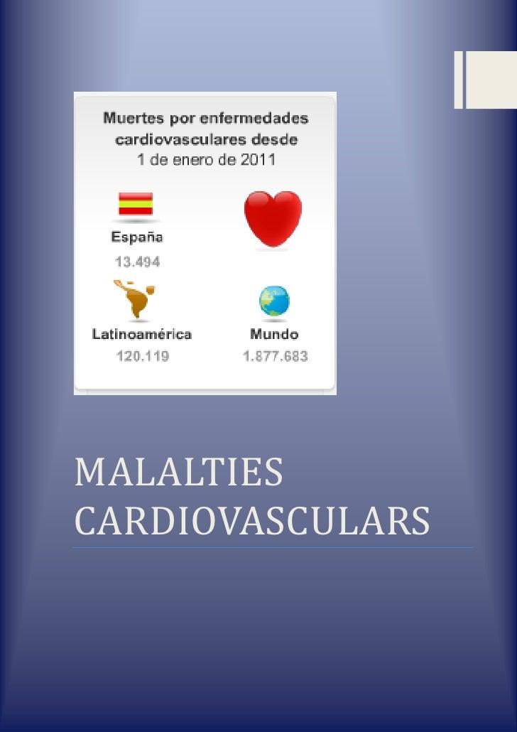MALALTIESCARDIOVASCULARS