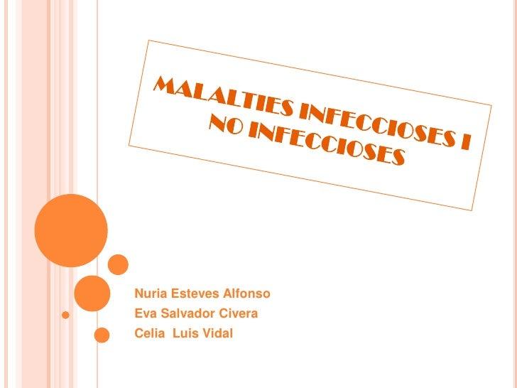 Nuria Esteves AlfonsoEva Salvador CiveraCelia Luis Vidal