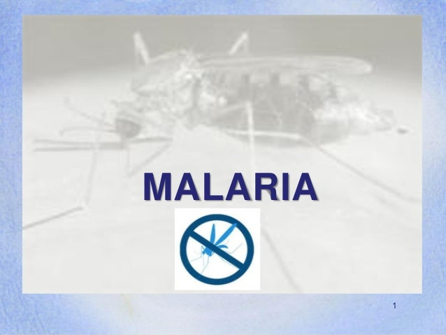 MALARIA 1