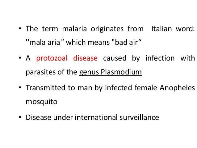 Malaria In Nepal