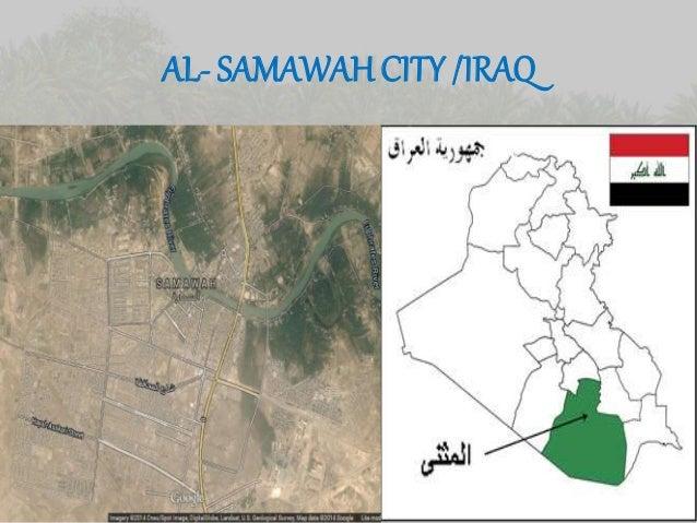 Samawah/Iraq my hometown sustainability