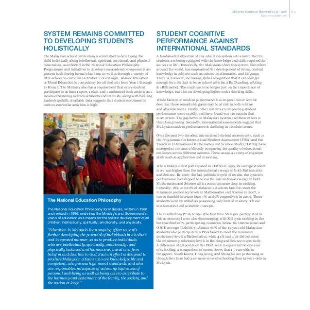 Malaysia education blueprint 2013 2025 bi 25 malvernweather Image collections