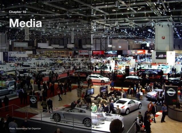 Chapter 10 Media Photo: Automotive Fair Organizer