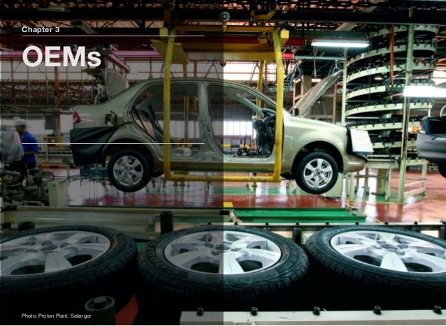 Chapter 3 OEMs Photo: Proton Plant, Selangor