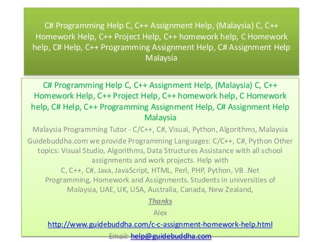 Malaysia assignment helper
