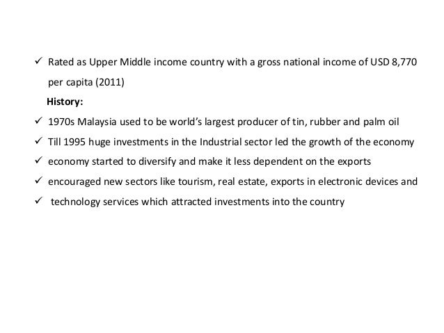 Economic Growth In Nigeria – Impact Of Oil Industry