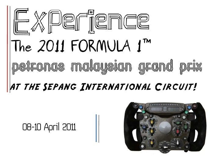 Malaysian Grand Prix 2011