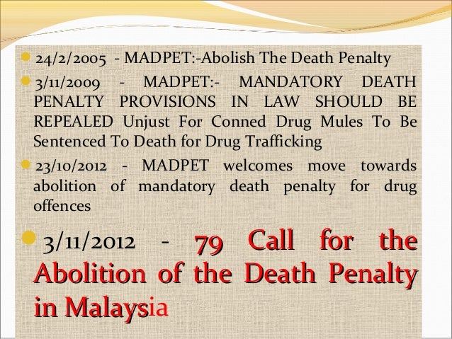 the broken death penalty system should be abolished Home february 20, 2017 should the death penalty be abolished want to see more the death penalty system is prone to error and discrimination.