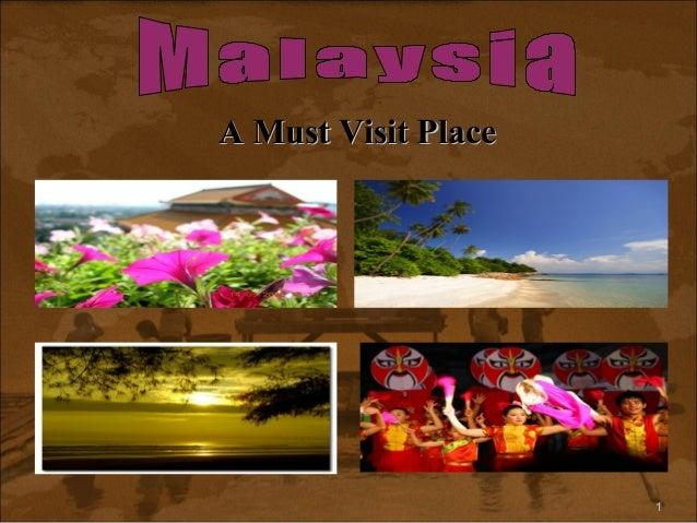 A Must Visit Place                     1