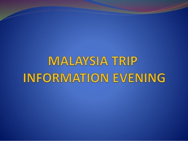WHAT DO WE NEED TO KNOW?  excursion status  who will be coming along  where will we go  cost and changes in cost  pas...