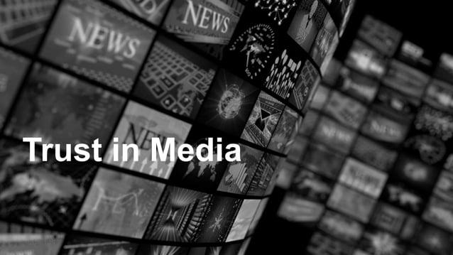 Trust on a Rebound in Malaysia Trust in Media