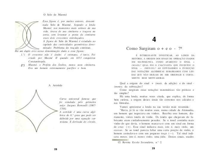 No Papiro Rhind, o documento matemático mais antigo                                                                       ...