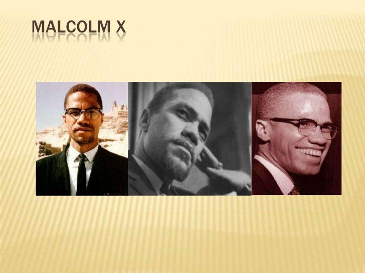 Malcolm X <br />