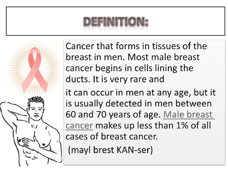 male breast cancer essays Breast cancer prevention lies at the heart of our non-profit mission and is the primary goal of our youth, community, and corporate breast health education programs we often use the motto stop breast cancer before it starts.