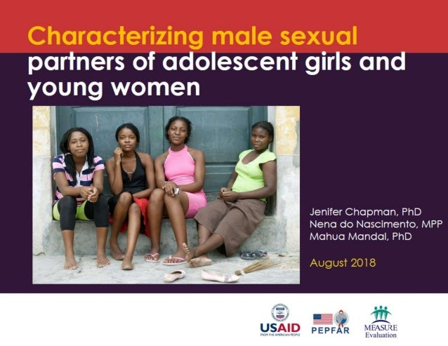 Characterizing male sexual partners of adolescent girls and young women
