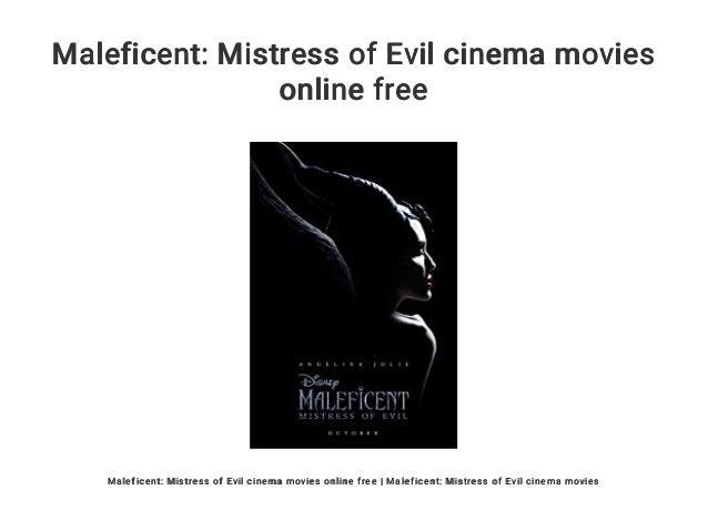 Maleficent Mistress Of Evil Cinema Movies Online Free