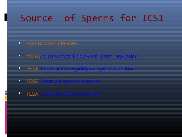 corticosteroid and sperm count