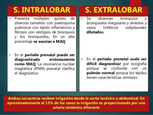 TRATAMIENTO • PRENATAL El tratamiento está orientado a resolver especialmente las complicaciones de los casos de malformac...