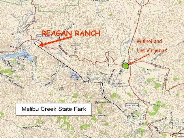 Naturalists At Large Malibu Creek State Park: Malibu State Park Map At Usa Maps