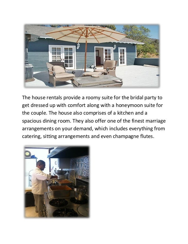 2 The House Rentals Provide