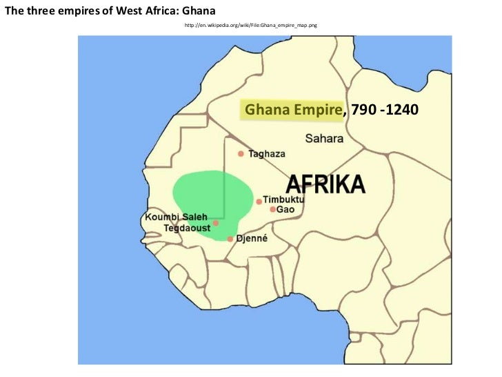 ancient ghana 2018-6-21  ghana began as an early empire but ended greatlythroughout the time of the early empire of ghana had a lot of great people that have conquered and let ghana rise to wealth and repect but others defeated them in the worst repsect.