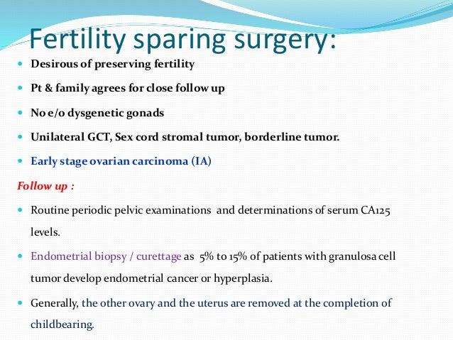 suboptimal ovary