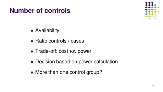 measurement bias in case control studies Note that case-control studies are  measurement error and misclassification bias are common examples of non-differential bias an example of measurement error.