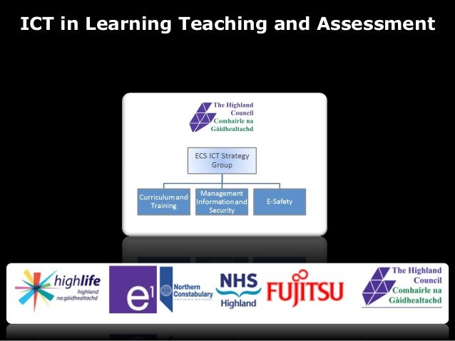 ICT in Learning Teaching and Assessment