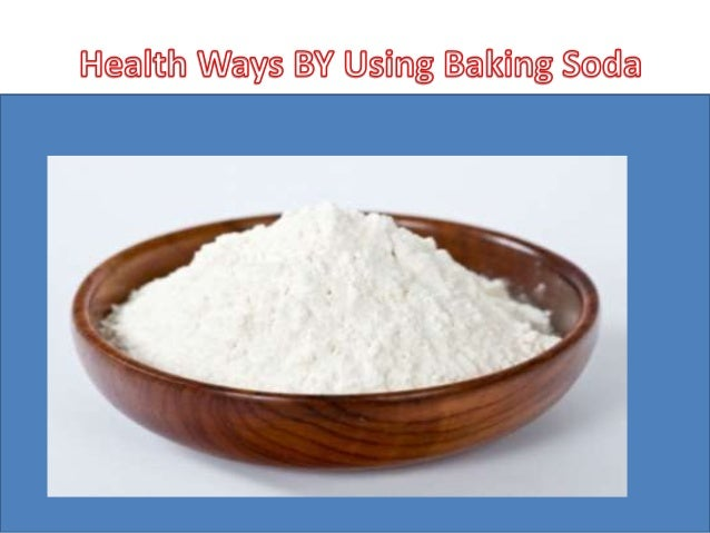 Baking soda is a white crystalline powder (NaHCO3) better known to chemists as sodium bicarbonate, bicarbonate of soda, so...