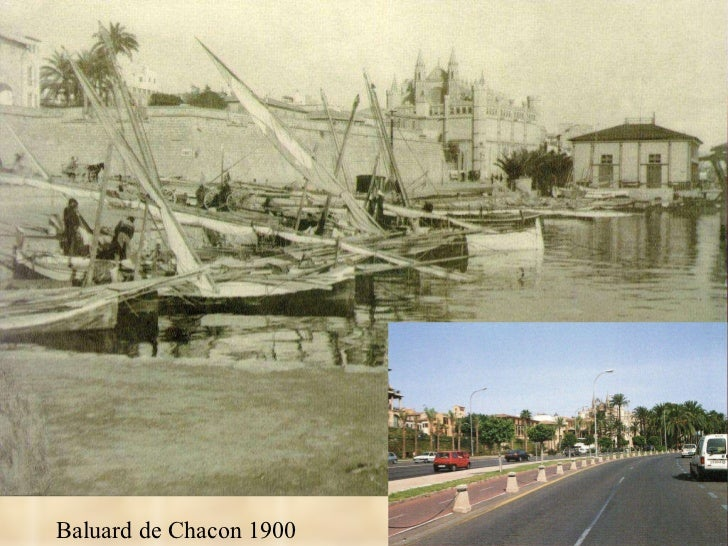 Baluard de Chacon 1900