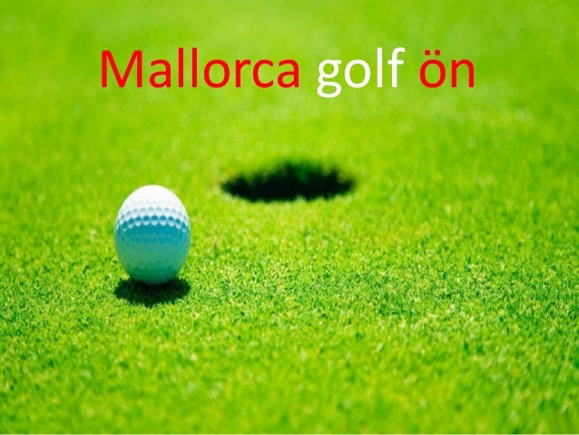 Mallorca golf ön