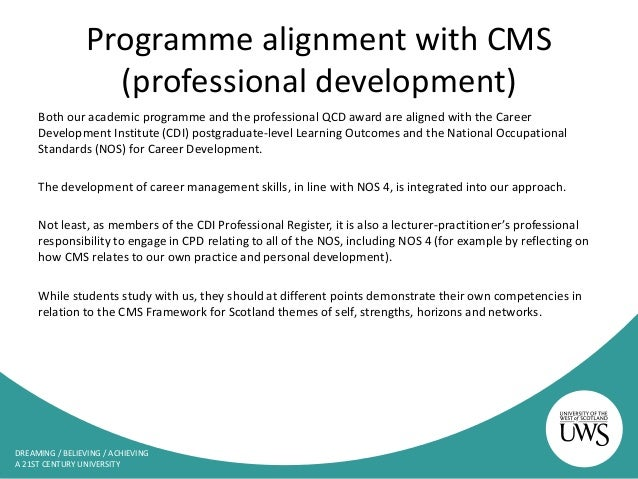 Cms the blueprint framework for career learning in scotland overlooked 21 malvernweather Images
