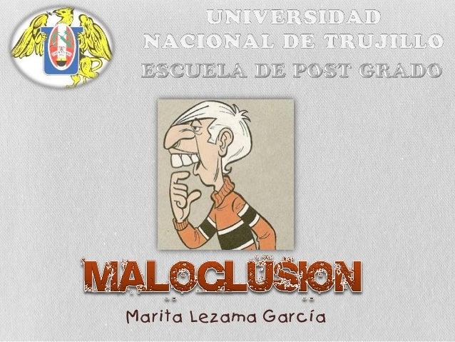 Marita Lezama García