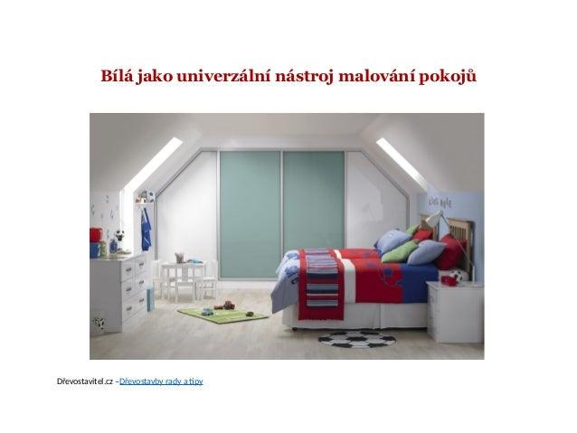 Malování pokojů: Inspirace a fotogalerie Slide 2