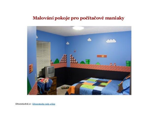 Malování pokojů: Inspirace a fotogalerie Slide 3