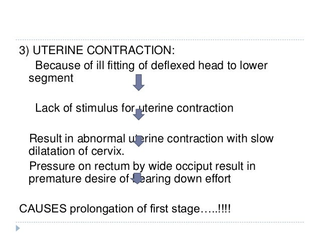 Inducing Labour Due To Facial Palsy