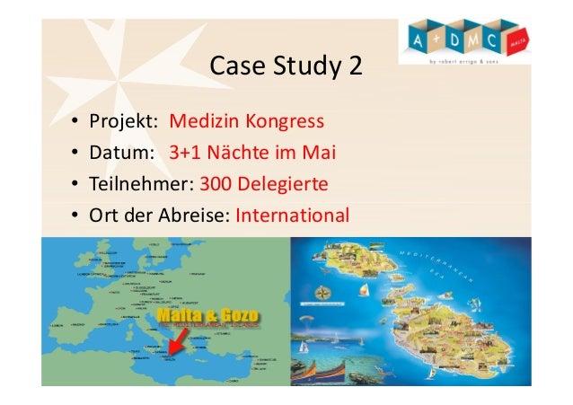 A+ DMC by Robert Arrigo & Sons - Case Study Nr. 2 Mission Malta 2014 Slide 2