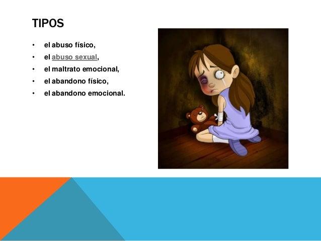 Maltrado infantil Slide 3