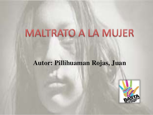Autor: Pillihuaman Rojas, Juan