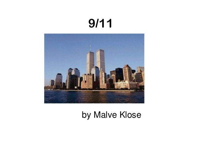 9/11by Malve Klose