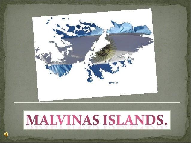 AREA:Location: South Atlantic Ocean.Comprise two islands:-West Falkland.-East Falkland.Capital: Stanley (Puerto Argentino)...