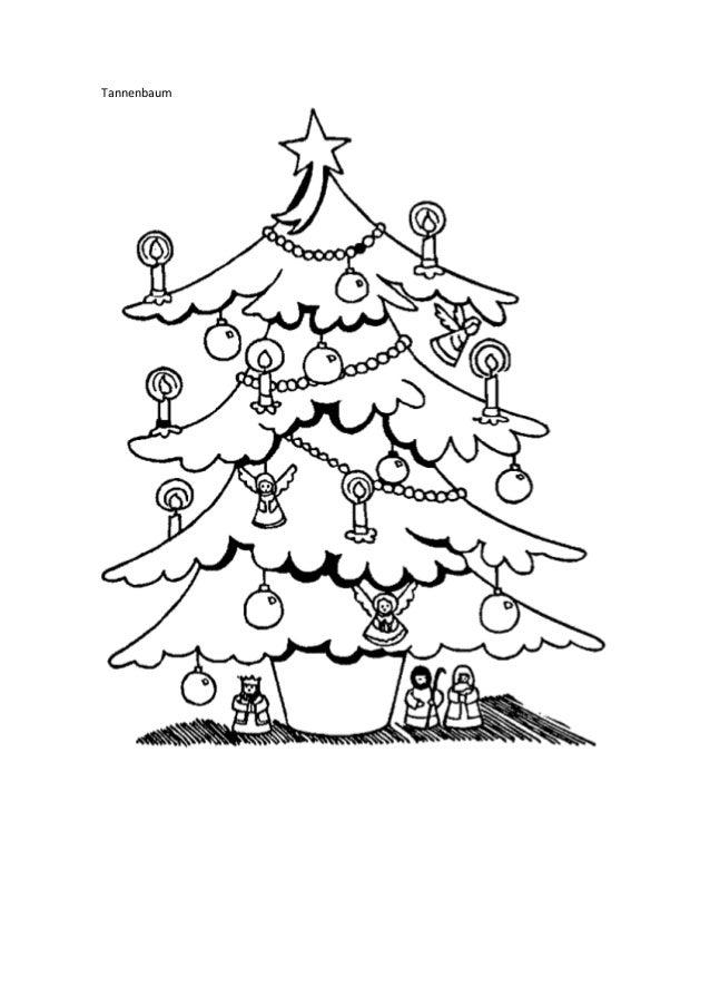 Malvorlagen von Weihnachten www.malbilder.info